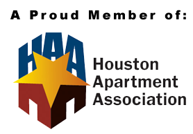 Proud members of the Houston Apartments Association